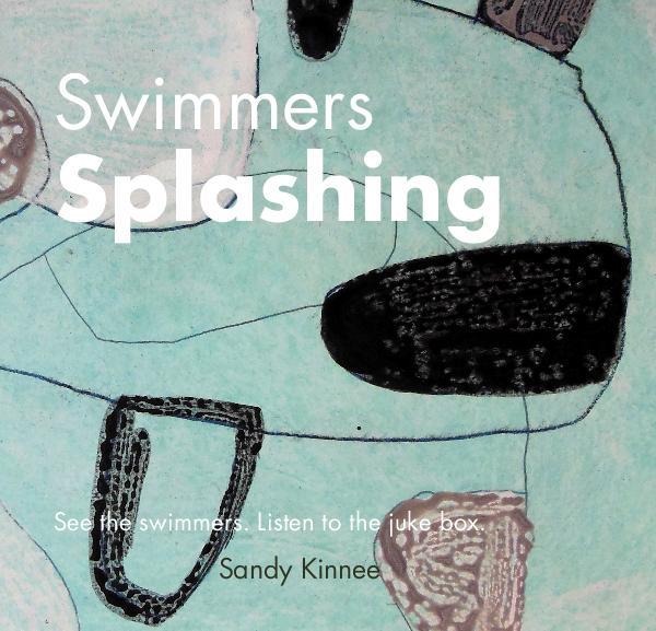 Swimmers Splashing